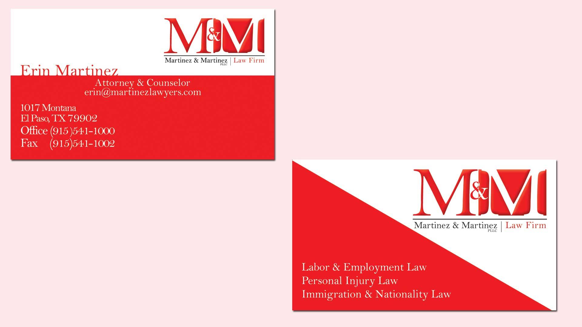 Martinez & Martinez Law Firm - Modified Arts Web Portfolio and Free ...